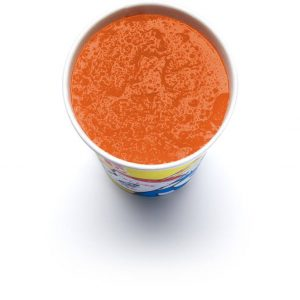 Slushpuppie Orange